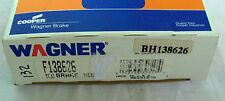 Wagner BH138626 - Brake Hydraulic Hose