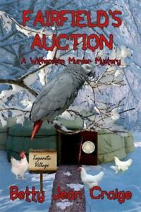 Fairfield-039-s-Auction-A-Witherston-Murder-Mystery-Paperback-or-Softback
