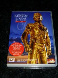 MICHAEL-JACKSON-HISTORY-ON-FILM-VOLUME-II-2-DVD-PAL-REGION-4