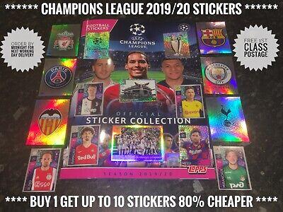 Topps Champions League 18//19 Sticker 513 Club Logo
