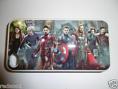 Air 1G Marvel Avengers Age of Ultron Apple iPad 2 Mina 1//2//3 Case Cover