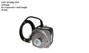 ELCO 25 Watt N 25-45//1327 MULTIFIT 25w FAN MOTOR FRIDGE/&FREEZER ITALIAN,3340123