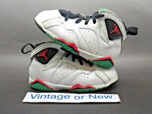 cd8afa25d Girls' Nike Air Jordan VII 7 Verde Retro 30th GT Toddler 2015 sz 10C ...