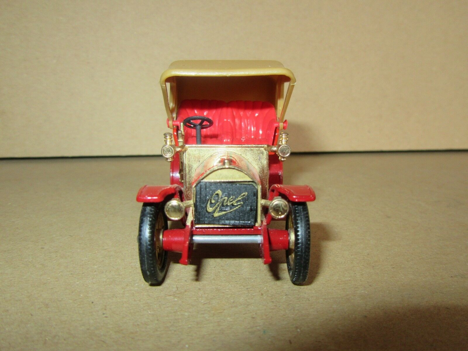 952H Rare Matchbox Edition Limited Limited Limited Opel Coupé 1909 Red 0d9072