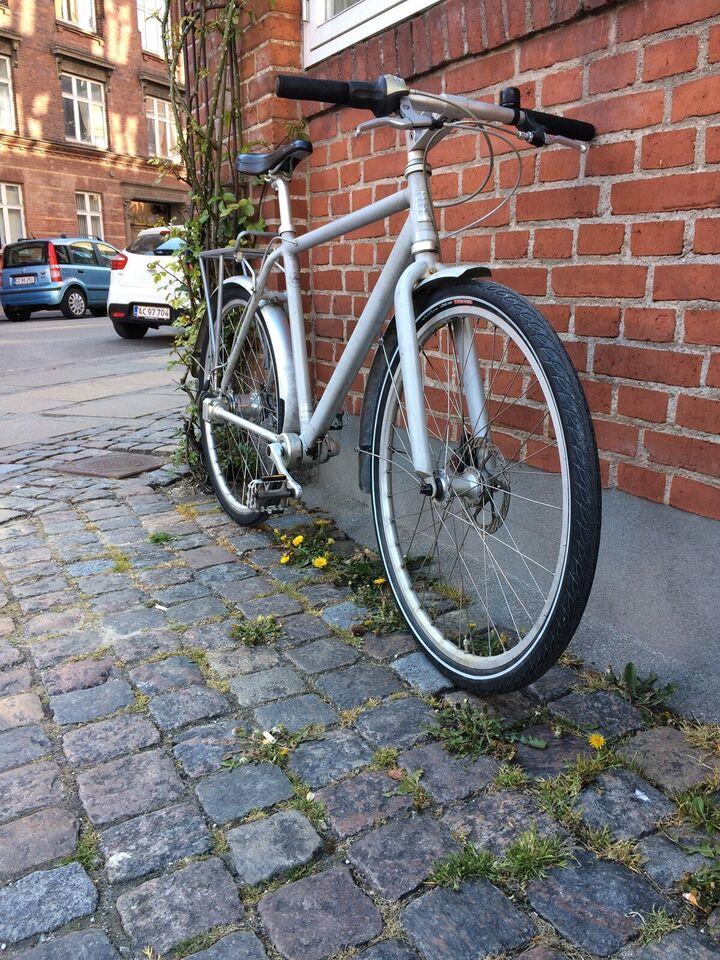 Herrecykel, Biomega Copenhagen, 48 cm stel