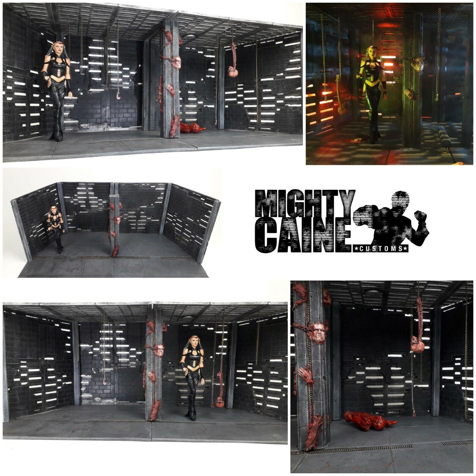 GReE Hellraiser Horror DIORAMA Display NECA, diverdeimentoko pop,  MEZCO, McFarlane  rivenditore di fitness