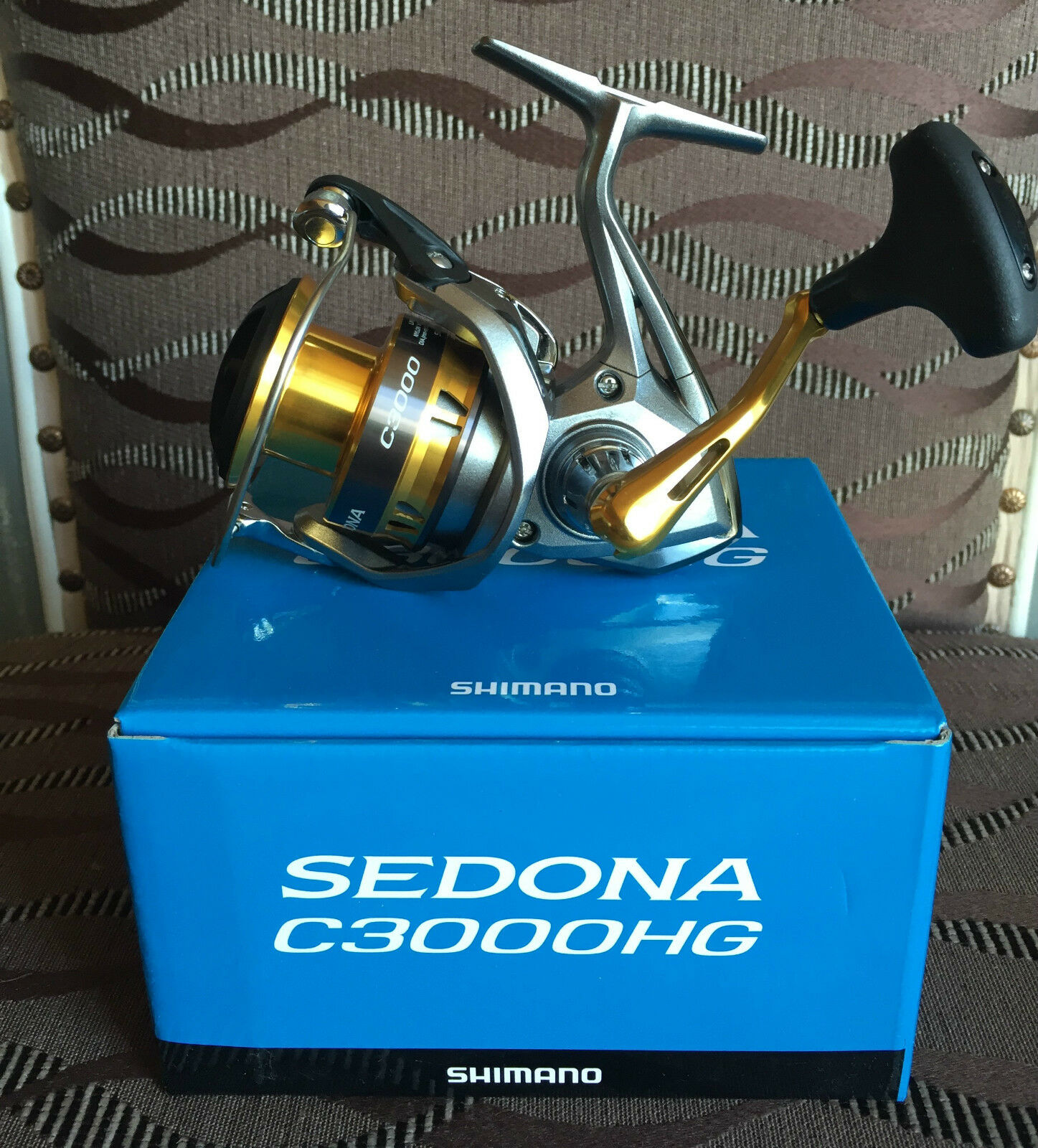 Shimano Sedona C3000HG FI Spinnrolle