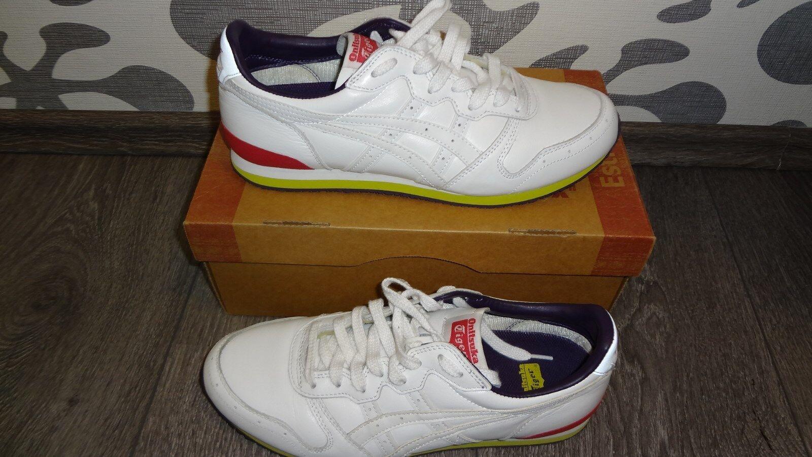 NEU ONITSUKA   ASICS ONITSUKA NEU TIGER Saiko Runner Sneaker weißEUR 42/ US 8 1/2 147b70