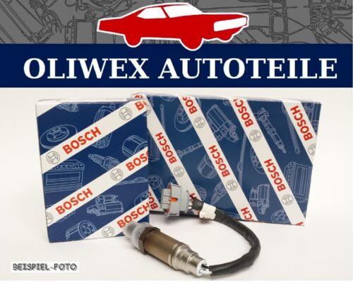 BOSCH Lambdasonde 0258017014 Mitsubishi Colt 1.5 D-ID Smart Fortwo 0.6 CDI