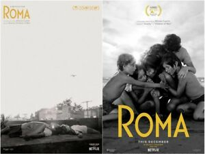 Roma-Movie-Poster-12x18-034-24x36-034-27x40-034-Alfonso-Cuaron-2018-Art-Film-Print