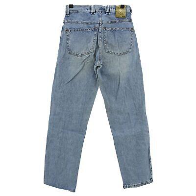 #4170 Diesel Jeans Uomo Pantaloni New Saddle 720 Denim Blue Stone Blu 28/32-mostra Il Titolo Originale Tieniti In Forma Per Tutto Il Tempo