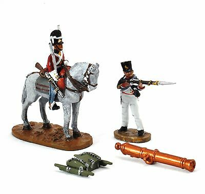 Del Prado Relive Waterloo Military Figures dwa005 (agdwa005)