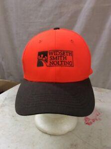41cdcd600 trucker hat baseball cap Vintage Widseth Smith Nolting | eBay