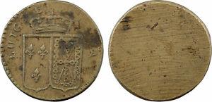 France-sous-Louis-XVI-poids-monetaire-uniface-pour-Louis-d-039-or-30