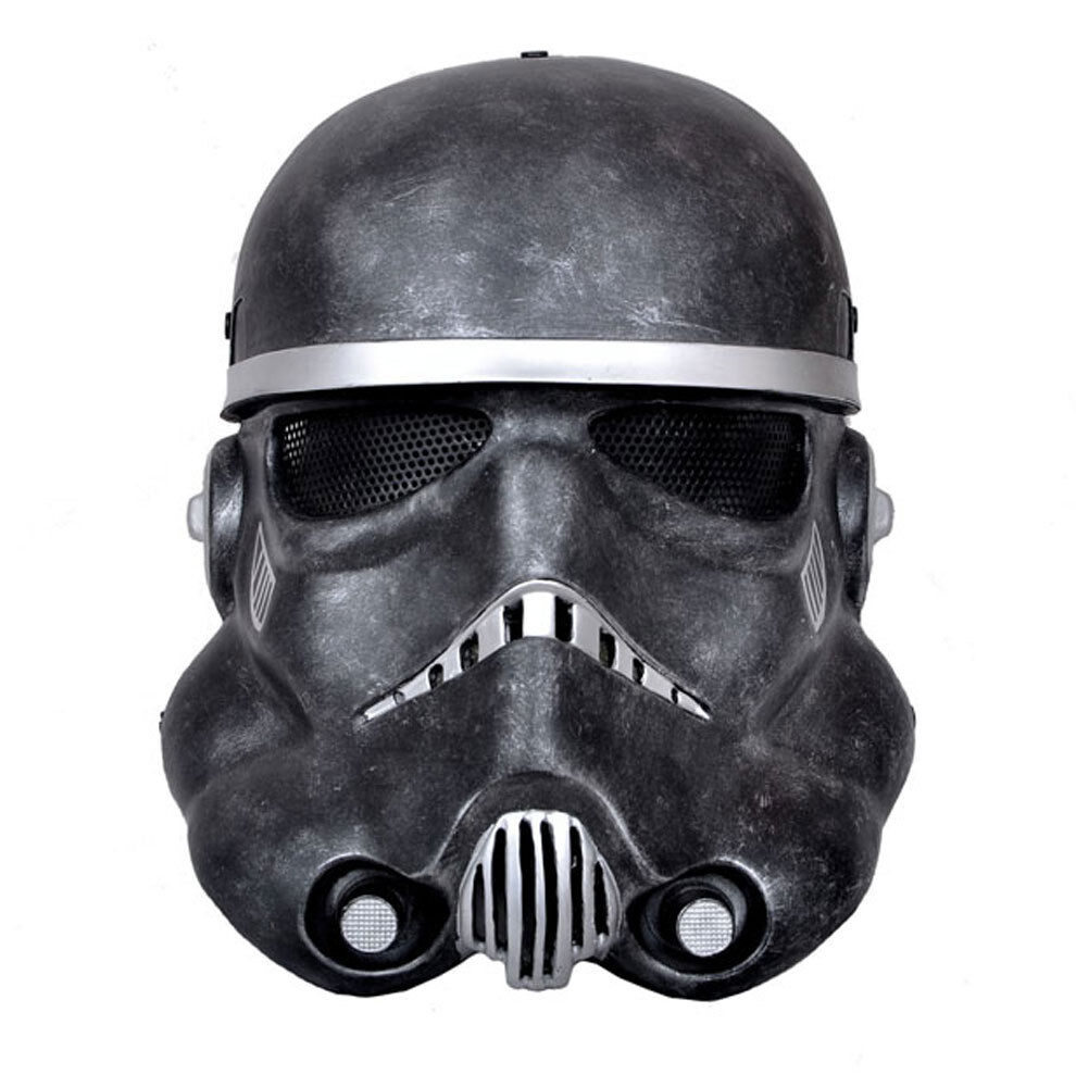 Fabric Plastic Wire Mesh Paintball Airsoft Predection Star Wars soldiers Mask