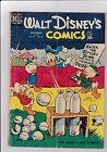 Walt Disney's Comics #120 GD 2.0 1950 Dell See My Store