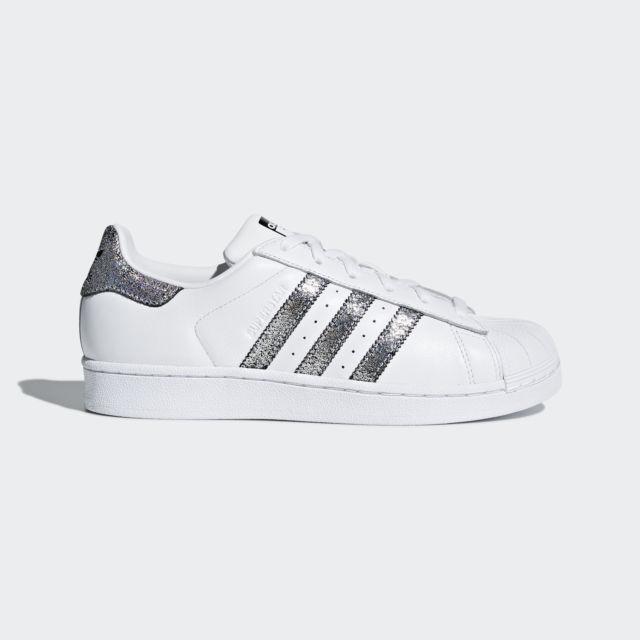 Adidas SuperStar Originals White Sneaker shoes CG5455 Women's Size  5.5 NEW