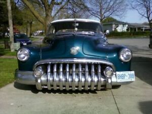 71 year-old Beauty (1950) Buick