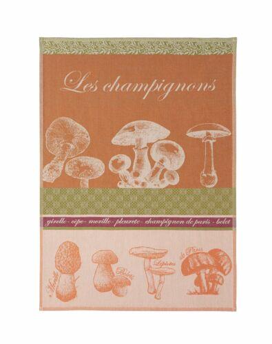 Geschirrtuch Küchentuch Mushrooms Rouille Champignon Coucke