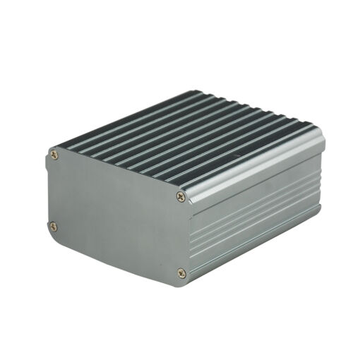 Proyecto De Aluminio 2x Caja Caja Estuche electrónico Hágalo usted mismo /_ Big 55x95x110mm #1176