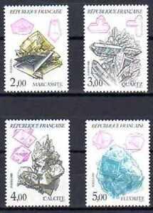 France-1986-Yvert-n-2429-a-2432-neuf-1er-choix