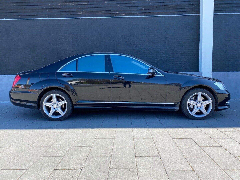 Mercedes S500 4,7 aut. 4-M BE 4d - 4.995 kr.