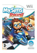 MySims Racing Nintendo Wii PAL COMPLETE