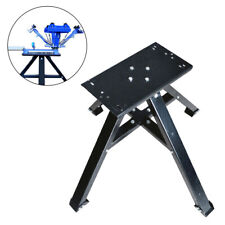 Metal Stander 4 Color 1 Station Screen Printing Press Stand Vertical Stands New
