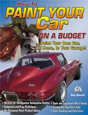 How To Paint Your Car On A Budget - SA117