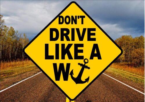 Panneau routier FUNNY NOVELTY ROAD SIGN Street Signe Blague Rude panneau routier