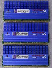 Kingston hyperx 6 gb ddr3-1600