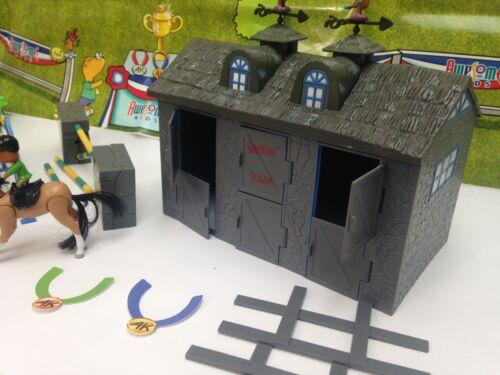 Nouveau 38 pièces cheval équestre Rider Set Jumping Show kids toys Jockey Accessoires
