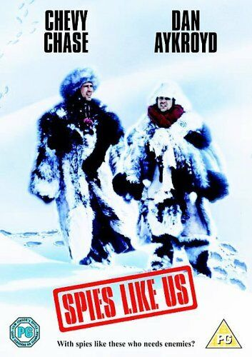 1 of 1 - Spies Like Us **NEW**