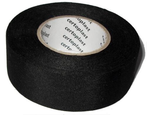 Certoplast Gewebeband 523 25mm x 25m Adhesive Cloth Tape bis 150°C bmw MwSt