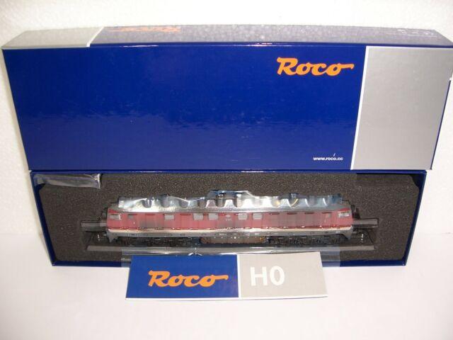 Roco 52498 Diesellok BR 132 285-8 DR gealtert analog = Ludmilla H0 1:87  NEU OVP