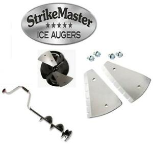 Strike Master Ice Augers Lazer Replacement Blades