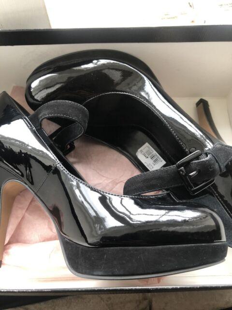 Carvela Arabella Black Patent Leather