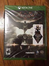Batman: Arkham Knight (Microsoft Xbox One, 2015) Brand new