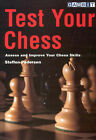 Test Your Chess: Assess and Improve Your Chess Skills by Steffen Pedersen (Paperback, 2000)