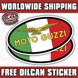 2x-moto-guzzi-italian-stickers-decals-85mm-x-45mm