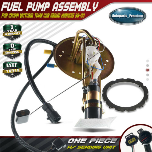 Electric Fuel Pump Assembly for Crown Victoria Town Car Grand Marquis 4.6L 98-00