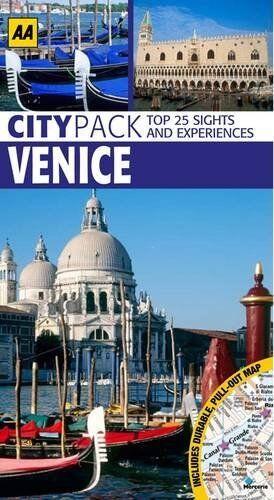 CityPack Venice (Aa Citypack),AA Publishing
