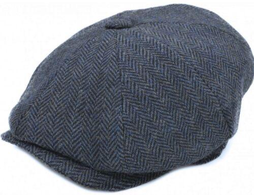 Peaky Blinders Children/'s Newsboy Hat Gatsby Cap Flat Baker Boy Kids herringbone