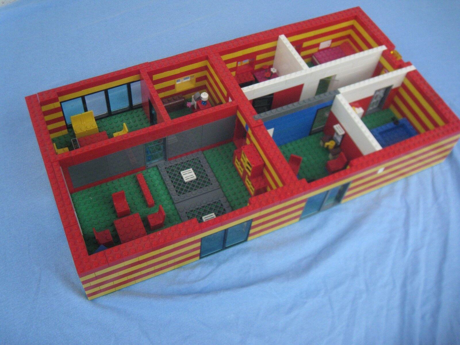 WONHUNG -VINTAGE LEGO - LEGOSTEINE - - - SPEZIALSTEINE - EIGENBAU - UNIKAT 1a96ba