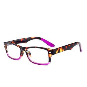 27c72a7b3502 Mens Womens PC Retro Reading Glasses Reader Tortoise 1.0 1.5 2.0 2.5 ...