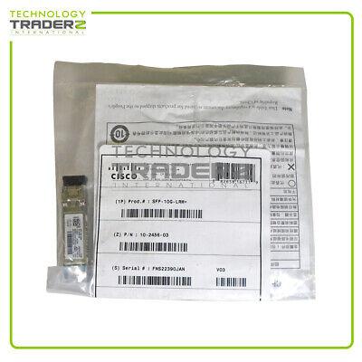 Cisco SFP-10G-LRM Transceiver Module 10G-Base SFP 10-2456-03