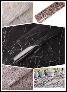 Marble contact paper film vinyl self adhesive decor for Wallpaper sheets for sale