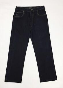 Armani-jeans-donna-usato-relaxed-comfort-blu-usato-denim-boyfriend-T3774
