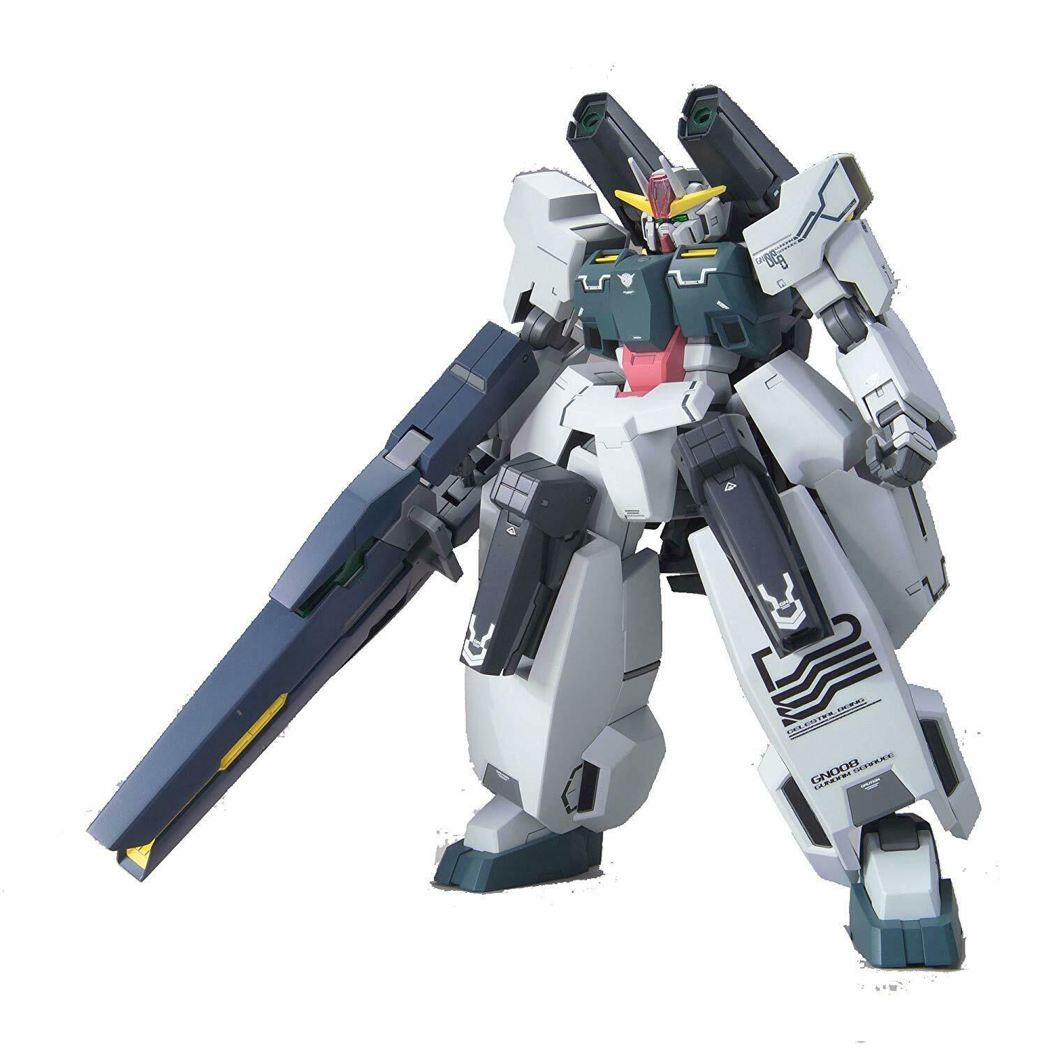 1 100 No.20 GN-008 Seravi Gundam (Designer's color Version)Mobile Suit Gundam 00
