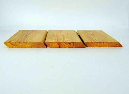 siberian larch cladding fencing decking batten profile
